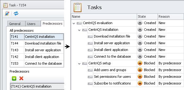task management database